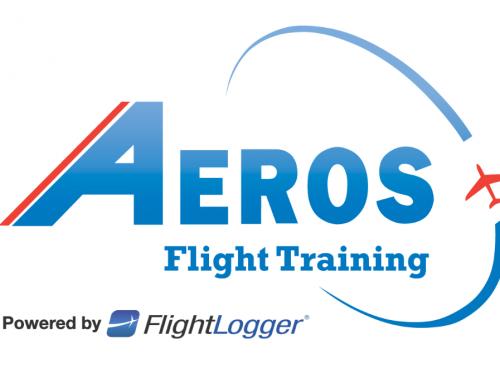 AEROS go digital with FlightLogger!