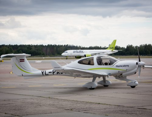 Through FlightLogger, airBaltic Training Pilot Academy now offers a fast-track career path from zero to FL370 with newly established ab-initio ATO