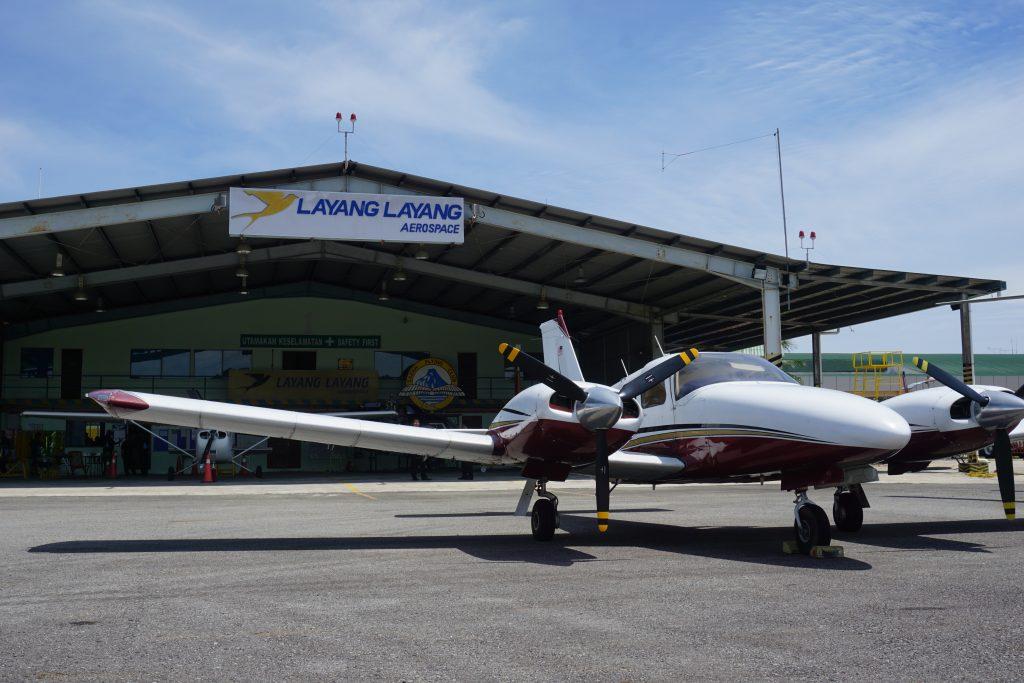 multi engine flying school