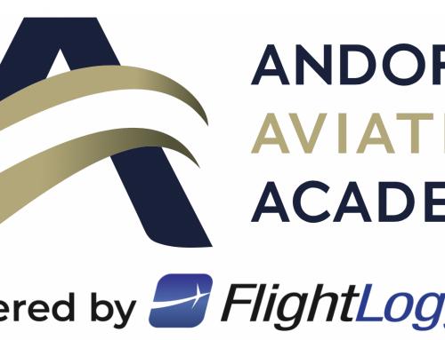 Andorra Aviation Academy flies into the FlightLogger cloud above the mountains of Andorra 🇦🇩