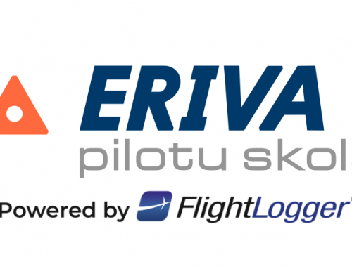 Eriva Pilotu Skola goes digital with FlightLogger 🛩️🇱🇻📲