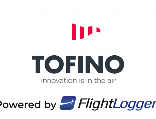 TOFINO from France becomes cloud-based with FlightLogger