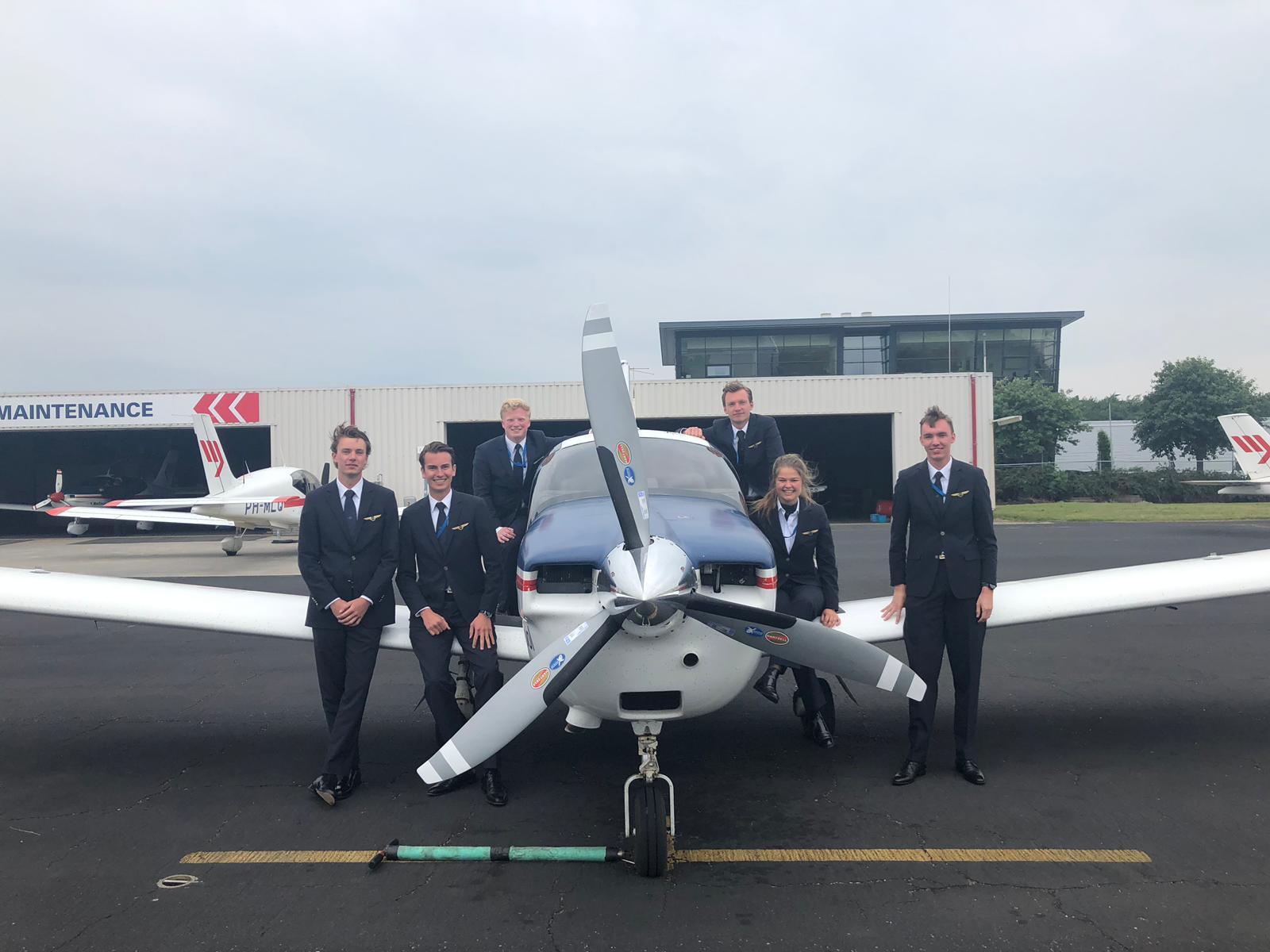 FlightLogger & KLM Flight Academy 1