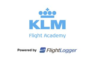 KLM powered by FlightLogger