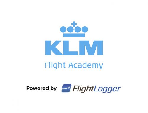 FlightLogger a perfect match for the high standards of KLM Flight Academy