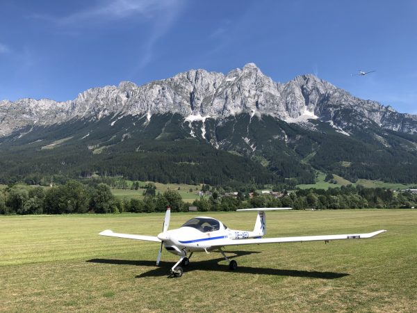 Aviation Academy Austria FlightLogger2