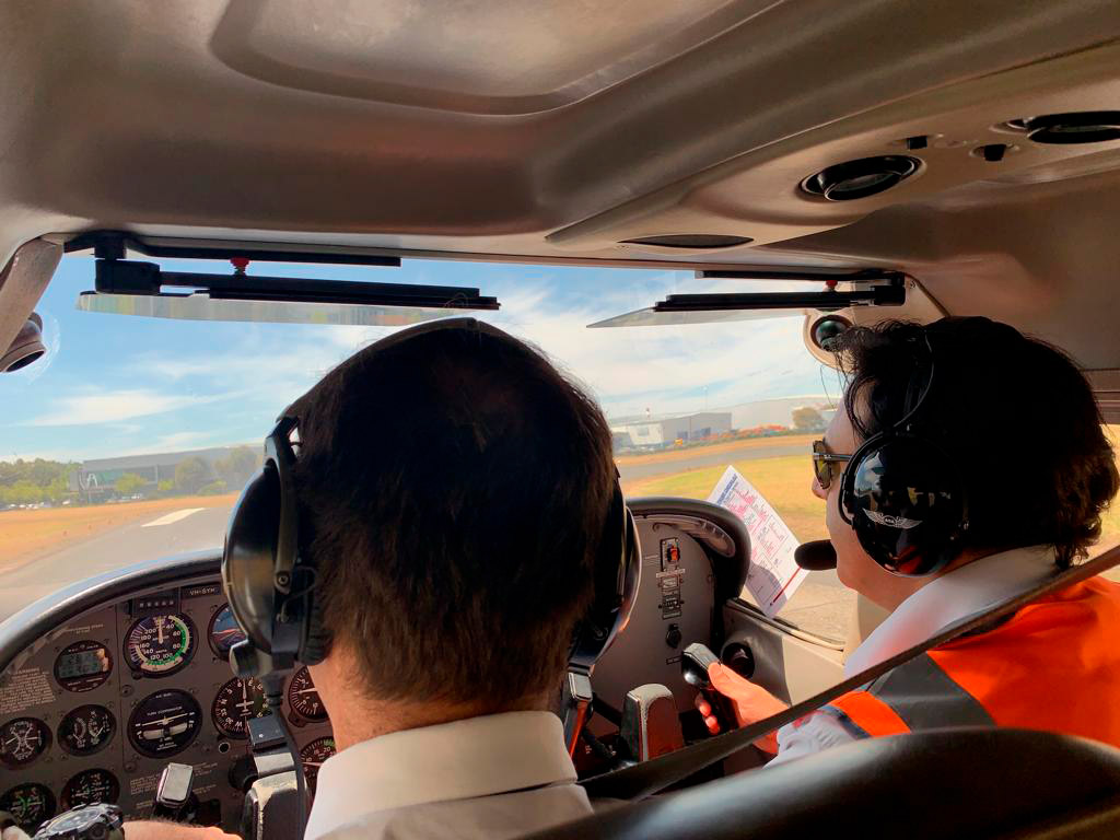 APTA powered by FlightLogger 4