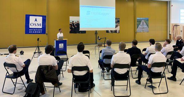OSM Aviation Academy FlightLogger