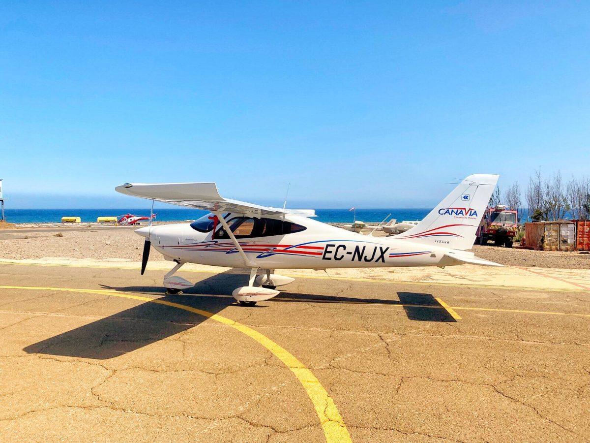 FlightLogger Canavia 2
