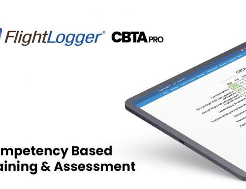 FlightLogger adds integrated CBTA layer on top of its flight school management platform